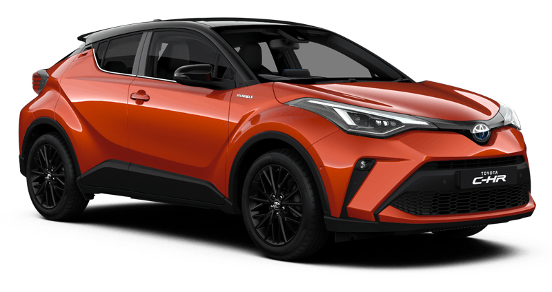 Toyota C-HR 1.2 L BVM