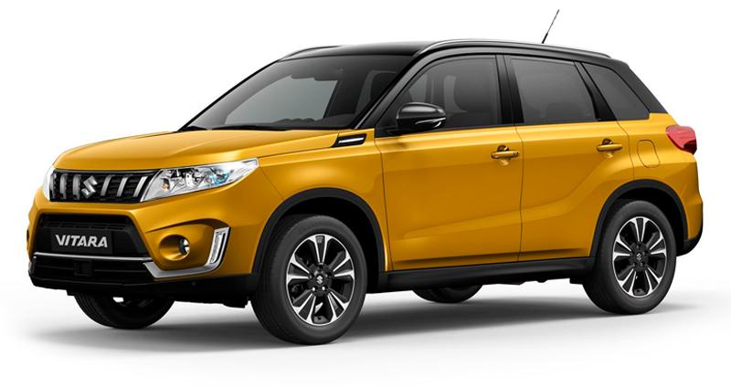 Suzuki Vitara 1.4 L BoostJet GLX SR