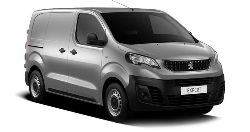 Peugeot Expert 2.0 L HDI 5.8 m3