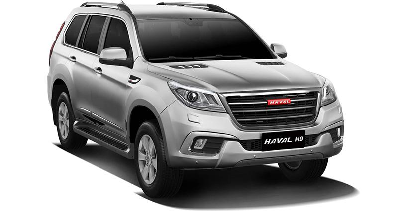 Haval H9 2.0 L Diesel BVA Luxury