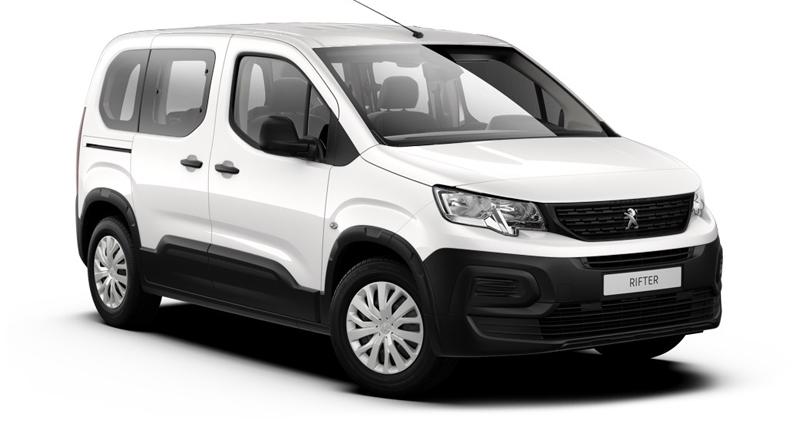 Peugeot Rifter 1.6 L Diesel