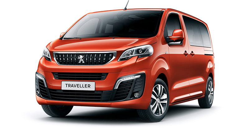 Peugeot traveller 2.0 L HDI 9 places