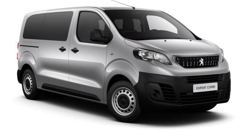 Peugeot Expert Combi 2.0 L HDI 9 places
