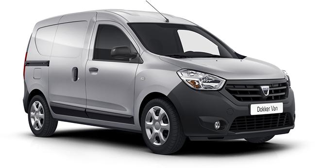 Dacia Dokker Van Lux Tolée Plus