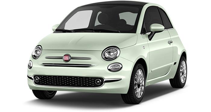 Fiat 500 1.2 L Dolcevita BVA