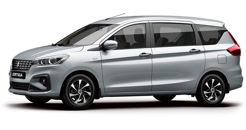 Suzuki Ertiga 1.5 L GLX 7 places