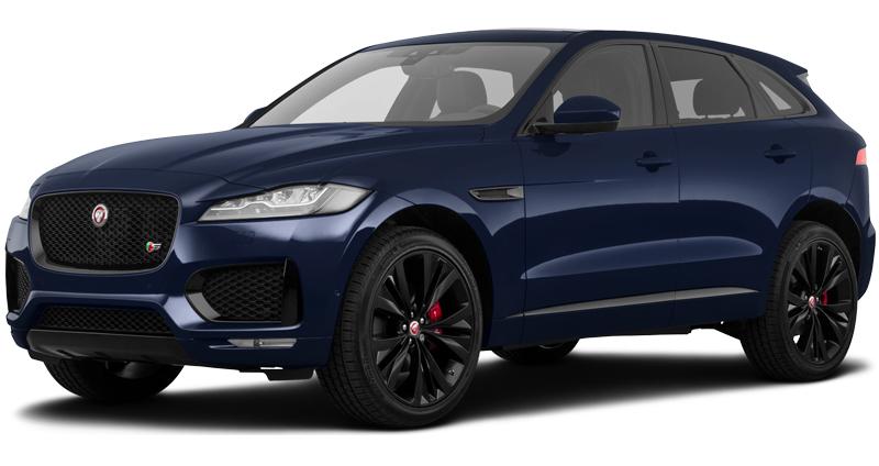 Jaguar F-Pace 2.0 T 250 R-Sport