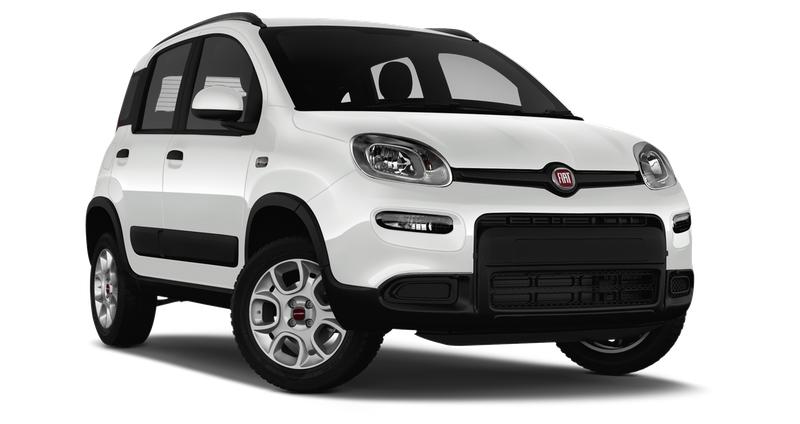 Fiat Panda 1.2 L Easy Plus