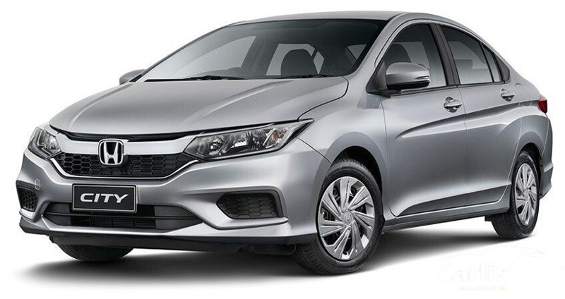 Honda City 1.5 L LX CVT