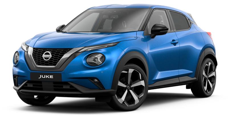 Nissan Juke 1.0 L DIG-T Tekna