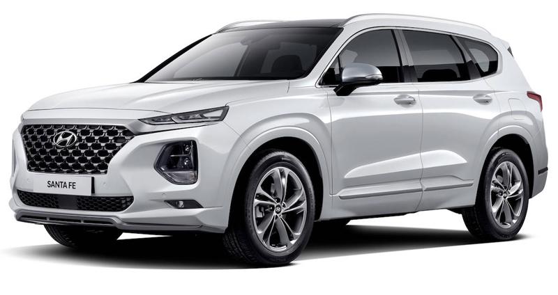 Hyundai Santa Fe 2.2 L CRDI High Grade