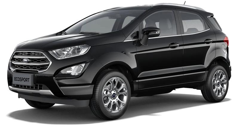 Ford Ecosport 1.0 l Ecoboost 125 Titanium