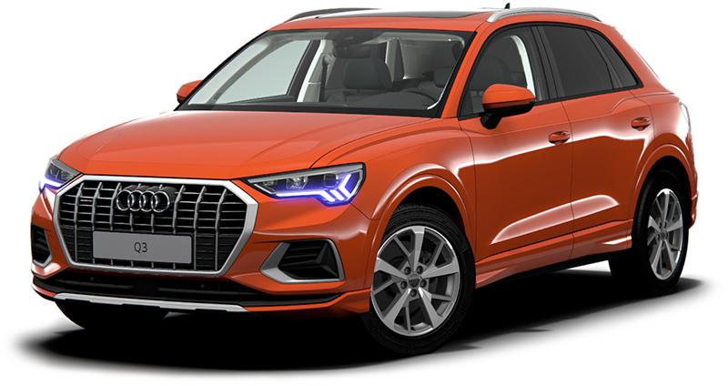 Audi Q3 35 TFSI S-tronic Advanced Plus