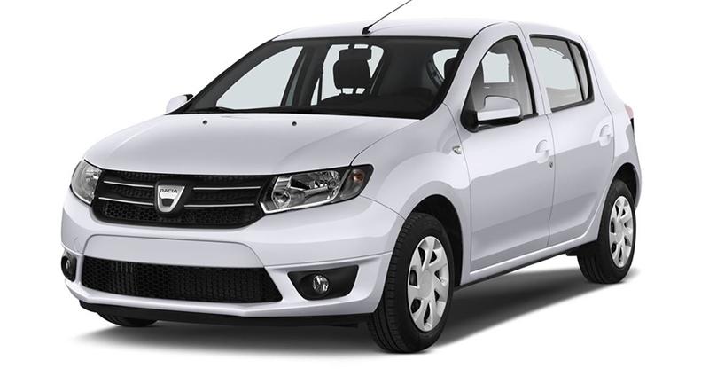 Dacia Sandero 1.0 L SCe