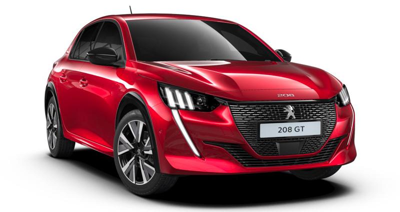 Peugeot 208 GT-Line 1.2 L Puretech 130 ch EAT 6