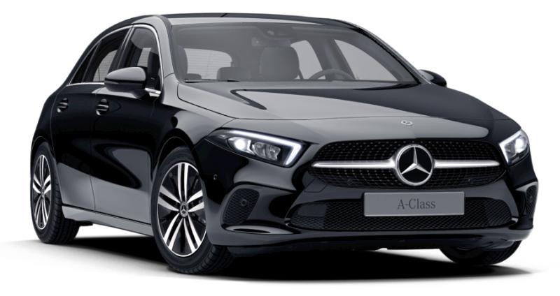 Mercedes-Benz Classe A 180 Progressive