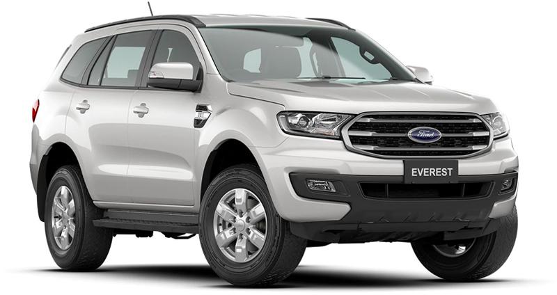 Ford Everest 2.2 L TDCI XLS 7 places