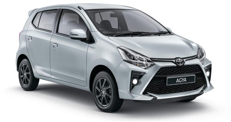 Toyota Agya 1.2 L VVTi