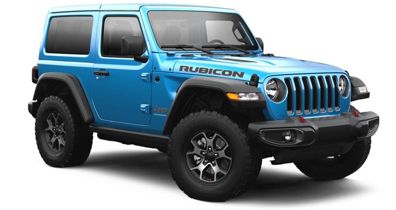 Jeep Wrangler 2.0 L Rubicon