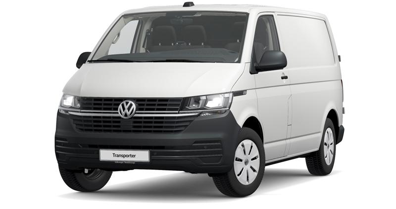 Volkswagen Transporter Fourgon 6.1 2L TDI