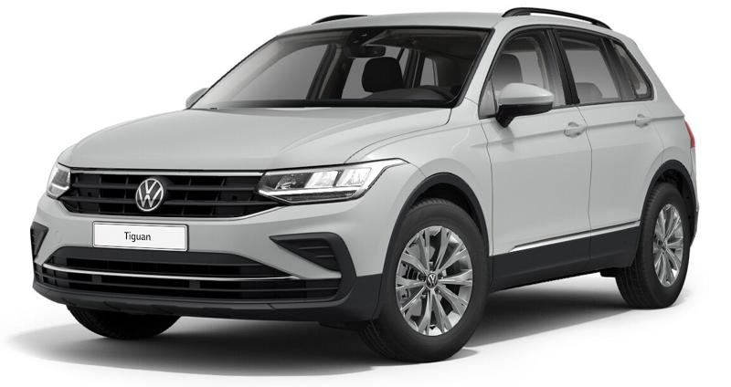 Volkswagen Tiguan 1.4 L TSI Drive