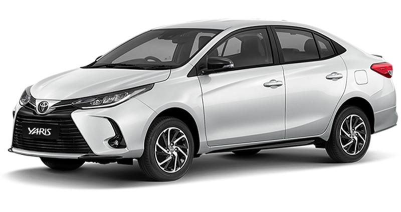 Toyota Yaris Sedan 1.33L Elegance