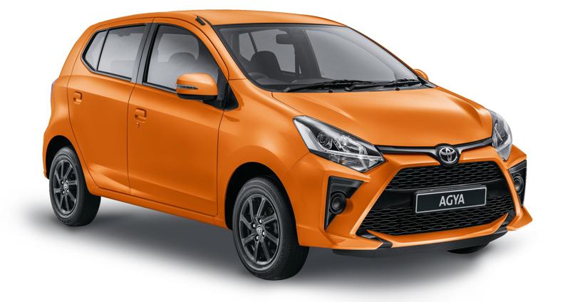 Toyota Agya Populaire 1.0 L