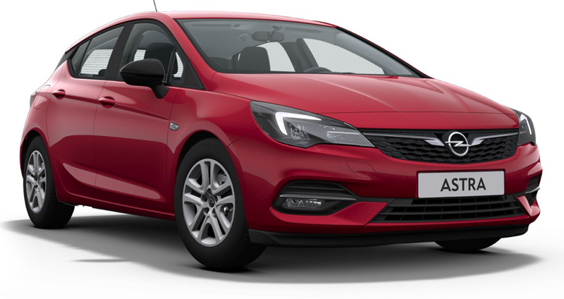 Opel Astra 1.2 L Edition Plus