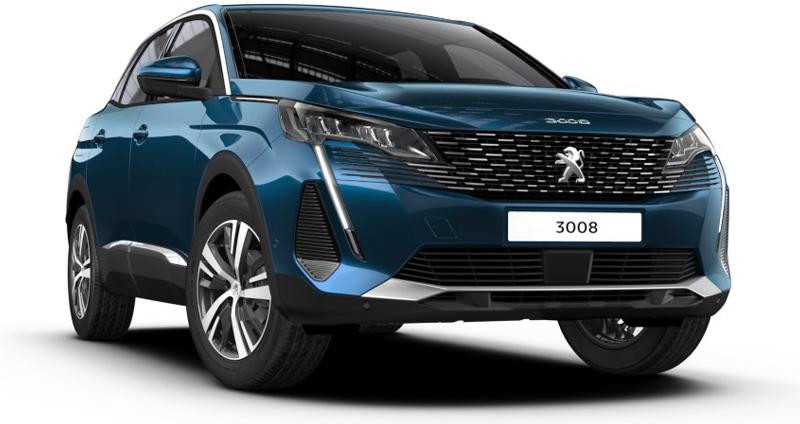 Peugeot 3008 1.6 L Allure  BVA