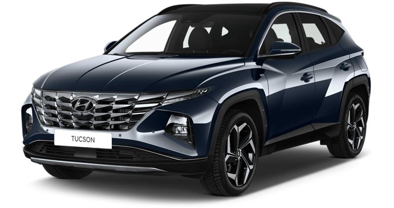 Hyundai Tucson 1.6 l T-GDI 7-DCT 4WD High Grade