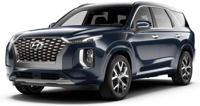 Hyundai Palisade 2.2 L CRDI BVA 4x4