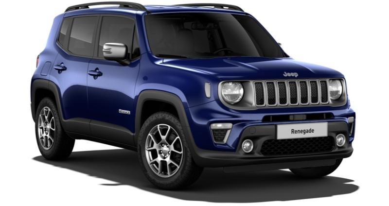 Jeep Renegade 1.4 Turbo Limited BVA 4x2