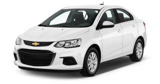 Chevrolet Sonic 4p