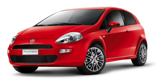 Fiat Punto Pop