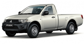Mitsubishi L200 Simple Cabine