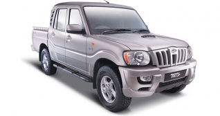 Mahindra Scorpio Pick-up DC