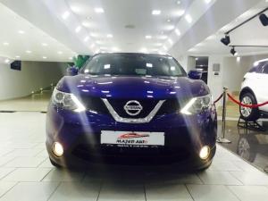 Nissan Qashqai essence