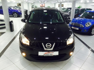 Nissan Qashqai+2 nissan