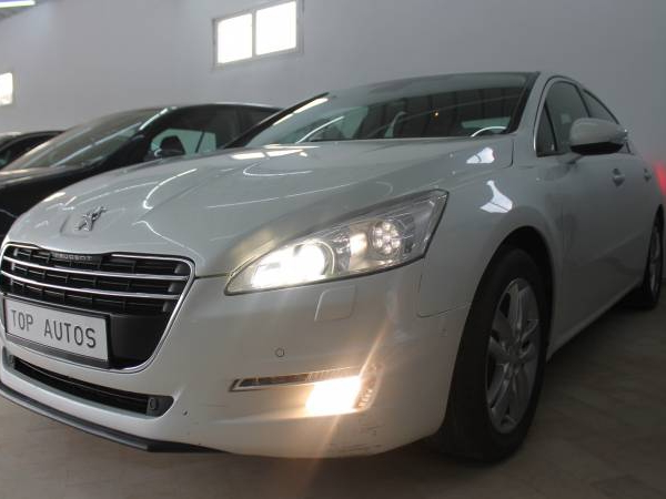 Peugeot 508 1.6l hdi pack luxe