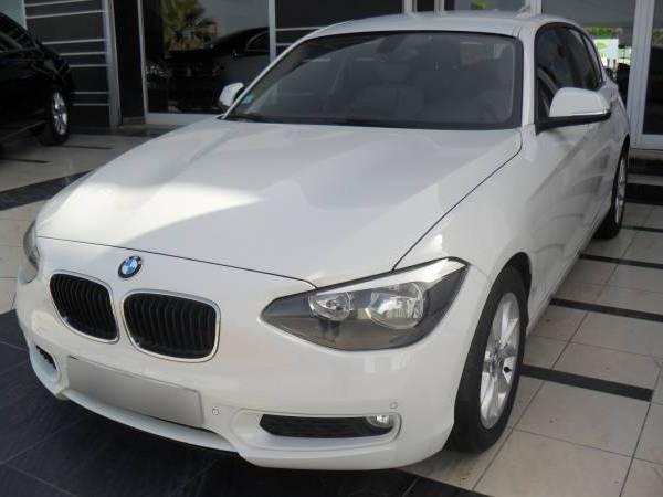 BMW Série 1 5p 116D Pack Lux