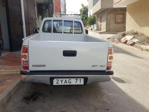 Mazda BT-50 importe de hollande