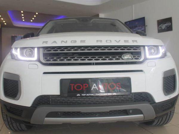 Land Rover Range Rover Evoque prestige 2.0l