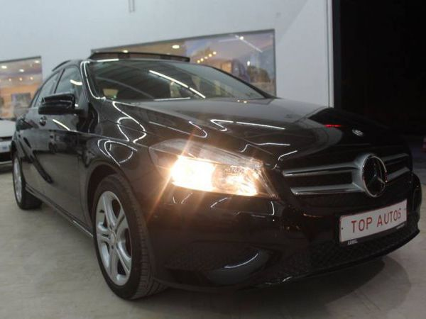 Mercedes-Benz Classe A 180 cgi urbain