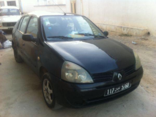 clio classique occasion en tunisie annonces voiture renault clio occasion en tunisie. Black Bedroom Furniture Sets. Home Design Ideas