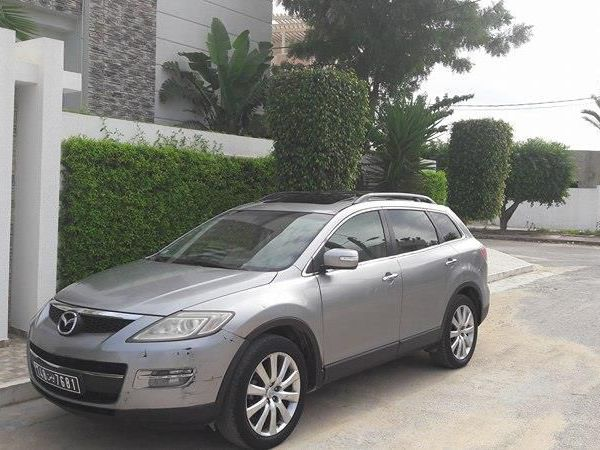 annonce vente mazda cx 9 3 7 l v6 7 places. Black Bedroom Furniture Sets. Home Design Ideas
