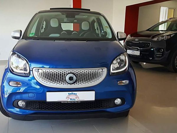 Smart ForFour smart full option