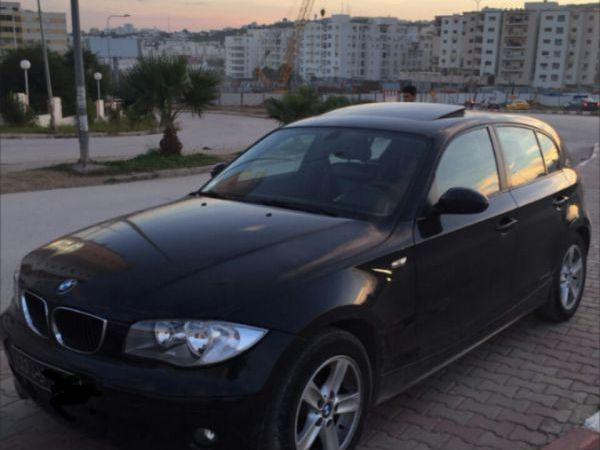BMW Série 1 5p 116i toutes options