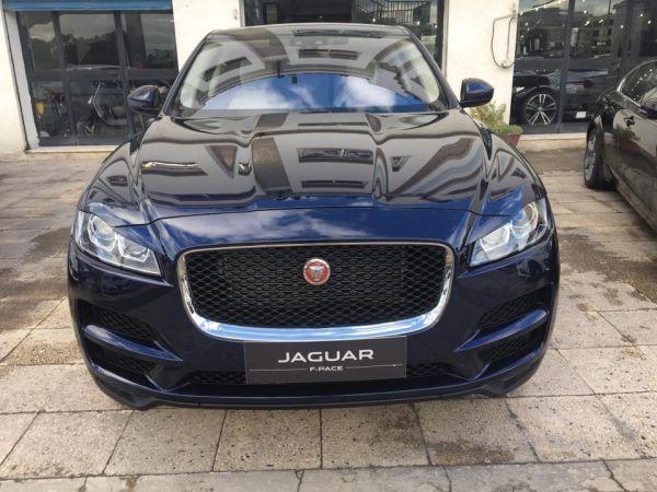 annonce vente jaguar f pace 3 0l v6 prestige. Black Bedroom Furniture Sets. Home Design Ideas