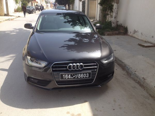 Audi A4 Audi A4 Ambition