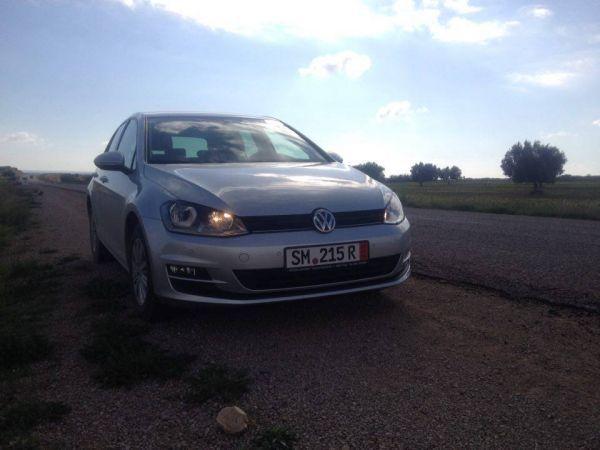 Volkswagen Golf 7  LIFE derniere serie